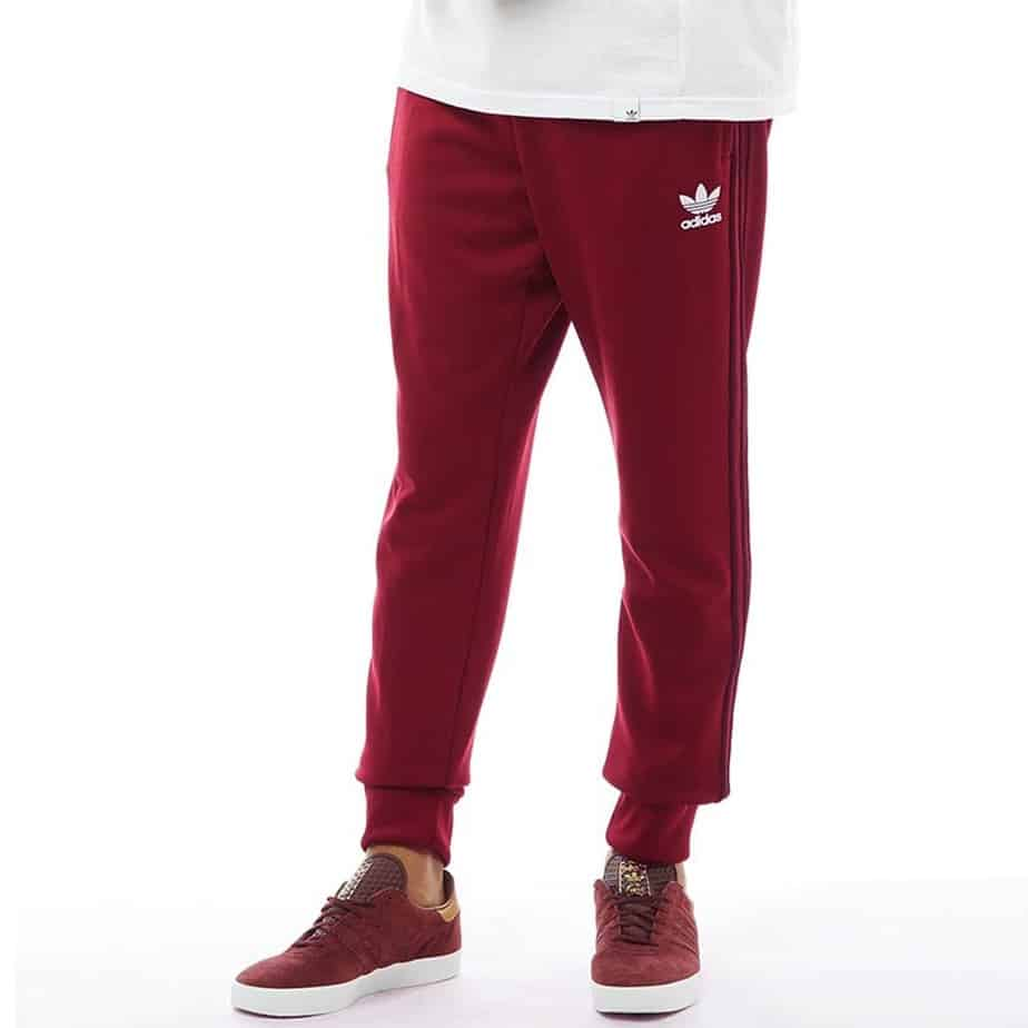 Sports Burgundy Adidas Exclusive Pants Mens Track Originals 570n0BqY